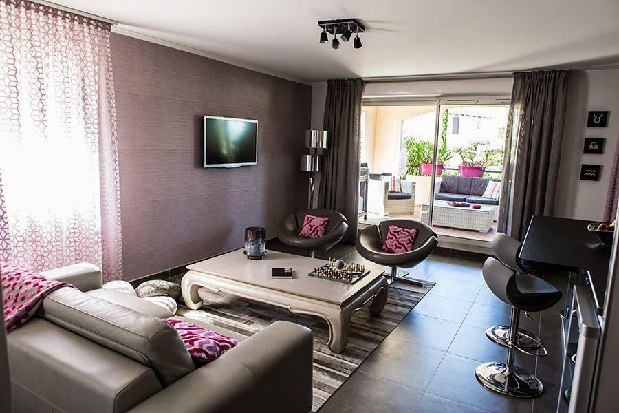 Photo immobilière Alpes-Maritimes