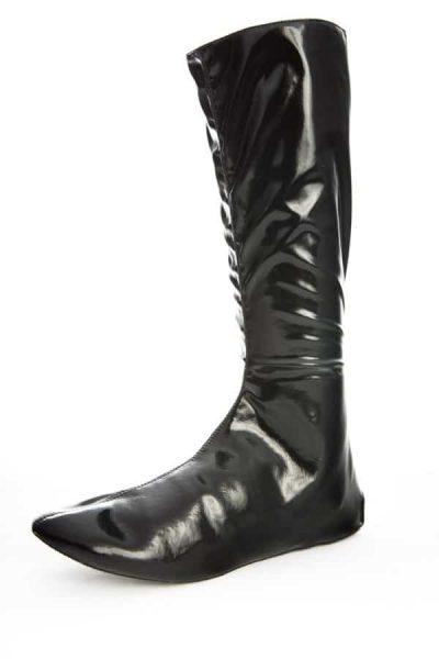 packshot chaussure cuir